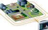 Система автоматического управления и диспетчеризации здания